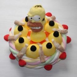 Gâteau Homer