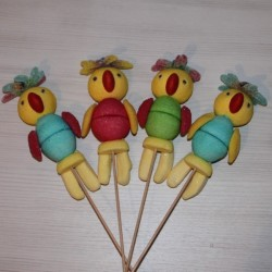 Brochette Perroquet