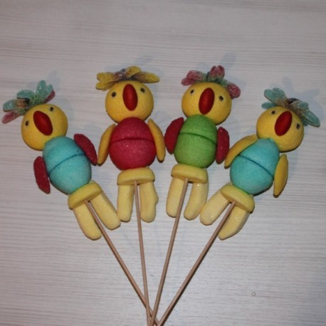 Brochette Perroquet