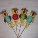 Brochette de bonbons Perroquet