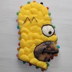 Homer en bonbons