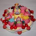 Gâteau d'anniversaire clowns