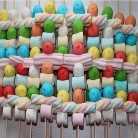 Brochette de bonbons grand modèle