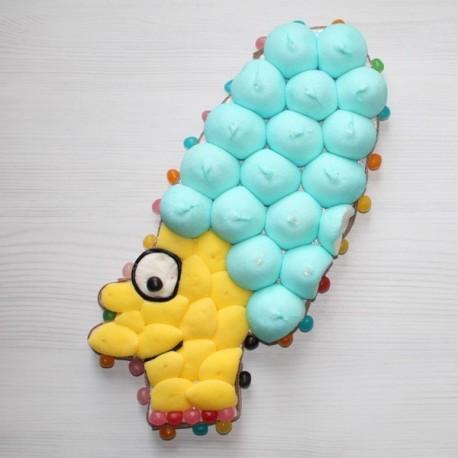Marge Simpson en bonbons