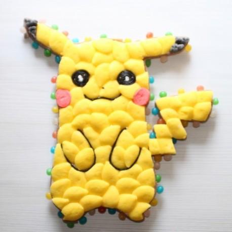 Pikachu e bonbons