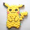 Pikachu en bonbons