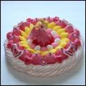 Gâteau de bonbons Princesse La Belle au Bois Dormant