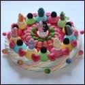 Gâteau de bonbons Barbapapa