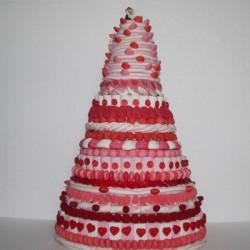 Pièce montée en bonbons mariage Suprême