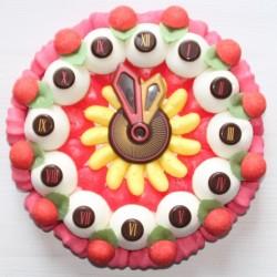 Gâteau de bonbons Bonne Année