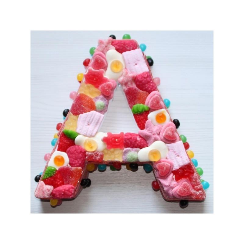 Lettres En Bonbons Caramelys Lyon
