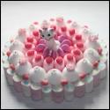 """Gâteau de bonbons """" Marie """" du film """" Les Aristochats """""""