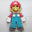 Mario Bros en bonbons