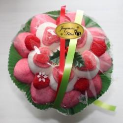 Bouquet de bonbons Noël