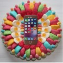 Gâteau de bonbons Smartphone