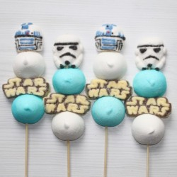 Brochette de bonbons Star Wars