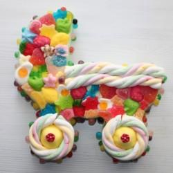 Landau en bonbons petit modèle neutre