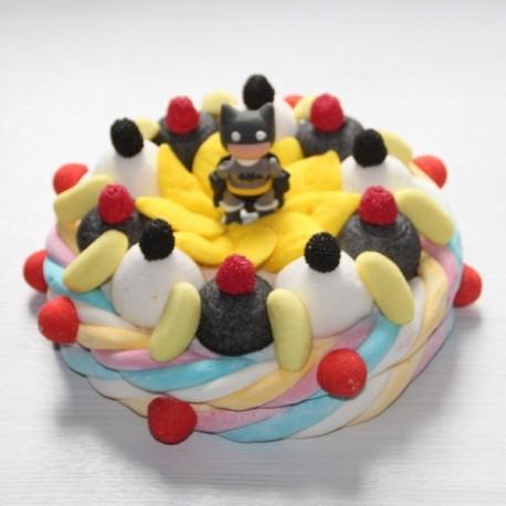 """Gâteau de bonbons Héros """" Batman """""""