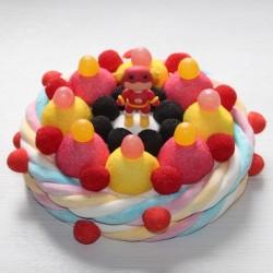 """Gâteau de bonbons Héros """" Superman """""""