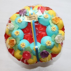 Grand bouquet de bonbons Star N°2