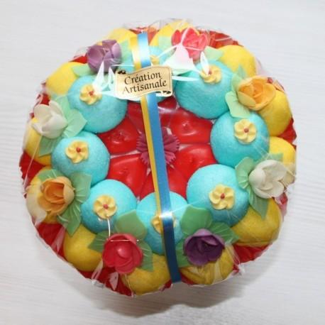 Grand bouquet de bonbons Star N°2