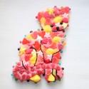 Chat en bonbons