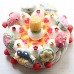 Gâteau de bonbons Fête des mères