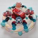 Gâteau de bonbons Cars