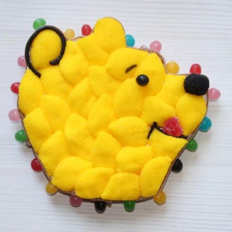 Ourson en bonbons