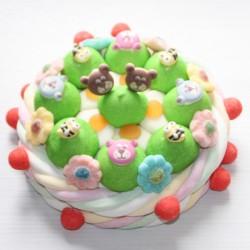 Gâteau d'anniversaire ourson