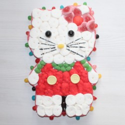 Hello Kitty en bonbons