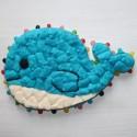 Baleine en bonbons