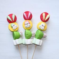 Brochette de bonbons Lapinou