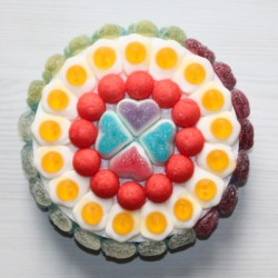 Gâteau de bonbons HARIBO petit modèle