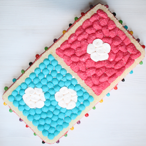 Domino's Pizza en bonbons Caramelys