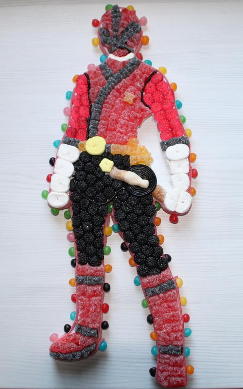 Manga en bonbons