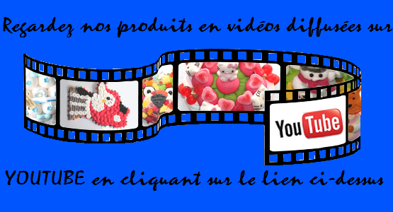Caramelys sur Youtube