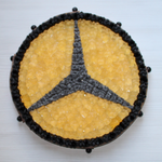 Mercedes en bonbons