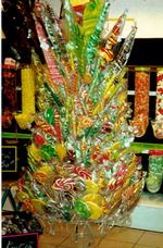 Boutique Caramelys Lyon de 1996 à 2010
