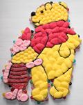 Winnie en bonbons
